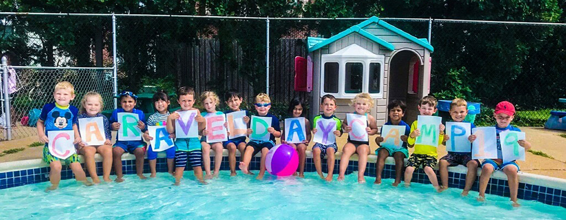 Caravel Day Camp is a Summer Camp in Delaware