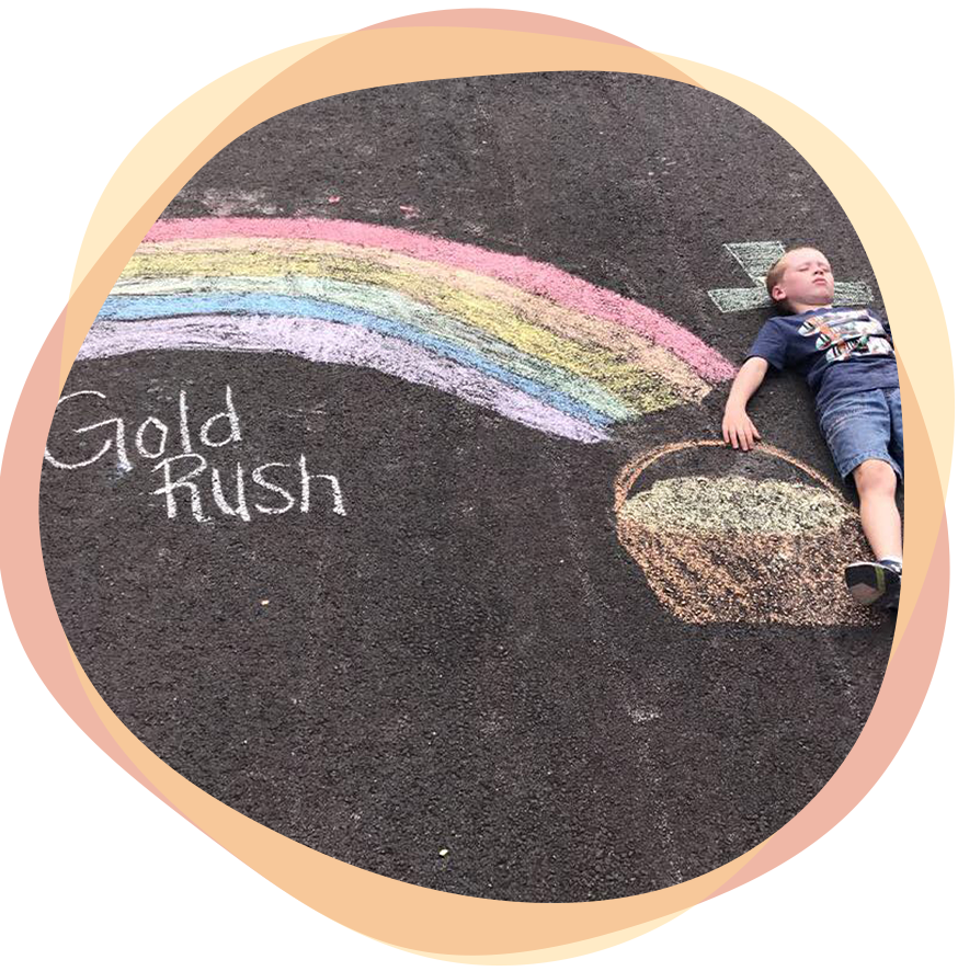 Gold Rush Week One | Caravel Day Camp