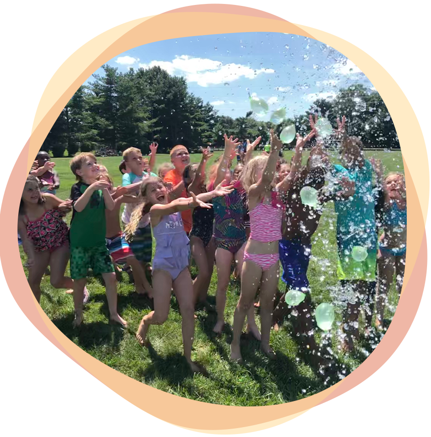 Water Balloon Fight | Caravel Day Camp